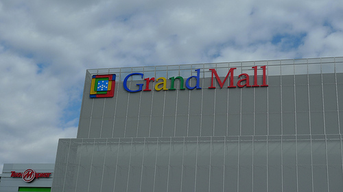 The Grand Mall in Varna