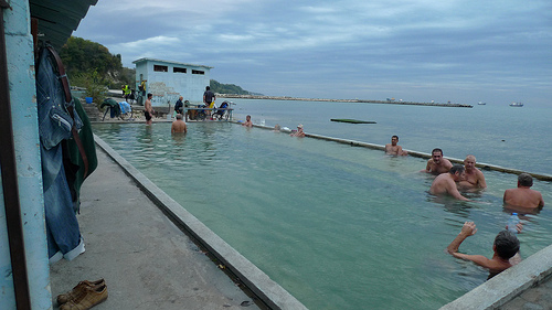 Thermal Bath in Varna