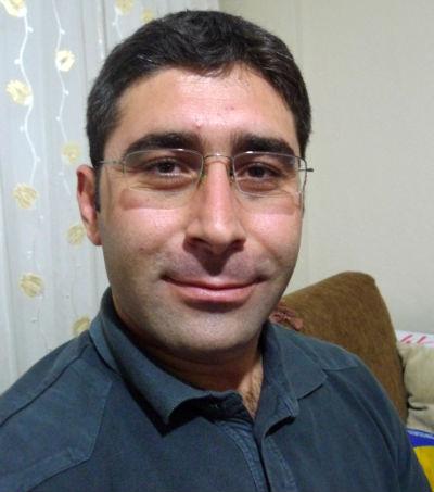 Head shot of Ali