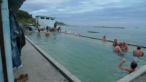 Thermal Bath in Varna